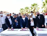 ÇİĞLİ'DE ÖRNEK TOPLU İŞ SÖZLEŞMESİ