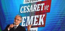 "İZMİR'E İDDİALI ADAY; ""REKOR OYLA KAZANIRIM"""