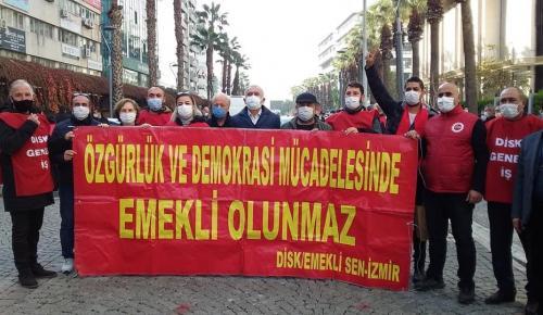 DİSK EMEKLİ-SEN'DEN 8 MART AÇIKLAMASI