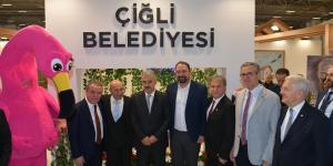 ÇİĞLİ BELEDİYESİ TRAVEL TURKEY'DE