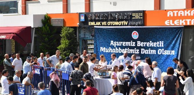 MALTEPE'DE AŞURE BEREKETİ