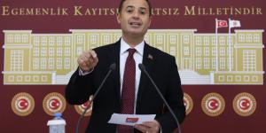 CHP'Lİ AHMET AKIN UYARIYOR
