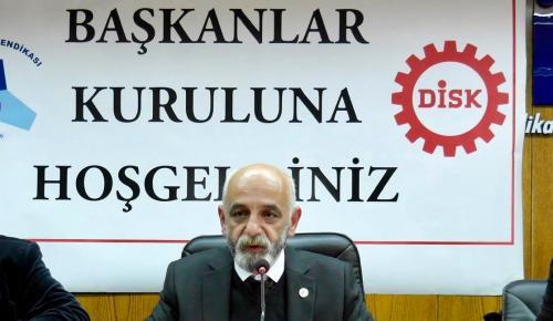 EMEKLİ-SEN'DEN ASGARİ ÜCRET TEPKİSİ