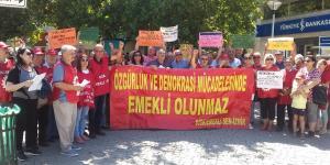 EMEKLİ-SEN ALANLARDA