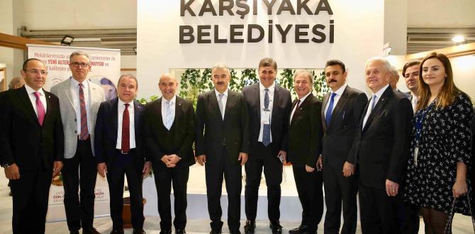 KARŞIYAKA TRAVEL TURKEY FUARINDA