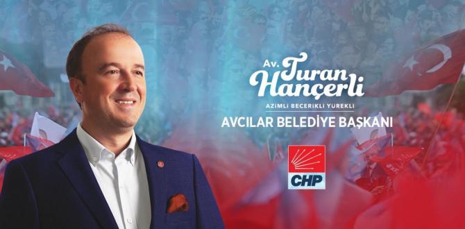 HANÇERLİ'DEN ÇİÇEK YERİNE BAĞIŞ ÇAĞRISI