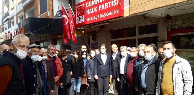 CHP İZMİR'DEN BAKIRÇAY ÇIKARMASI