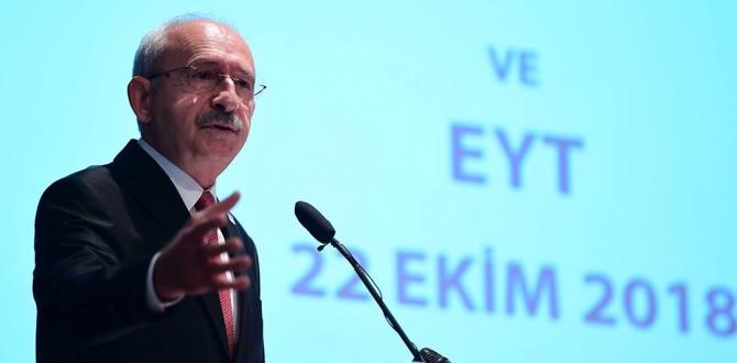 CHP EYT MAĞDURLARINA SAHİP ÇIKIYOR