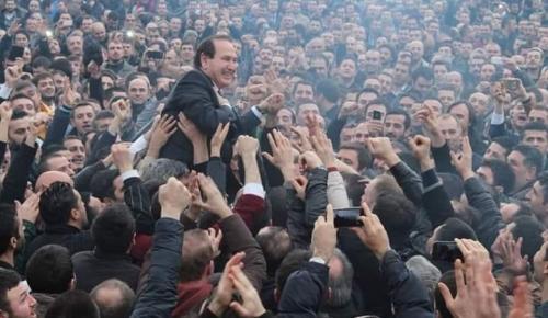"""DİSK'TEN AÇIKLAMA """"ACIMIZ BÜYÜK"""""""