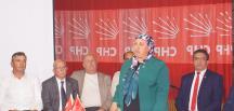 CHP KEMALPAŞA'DA ADAY ADAYLARI TANITILDI