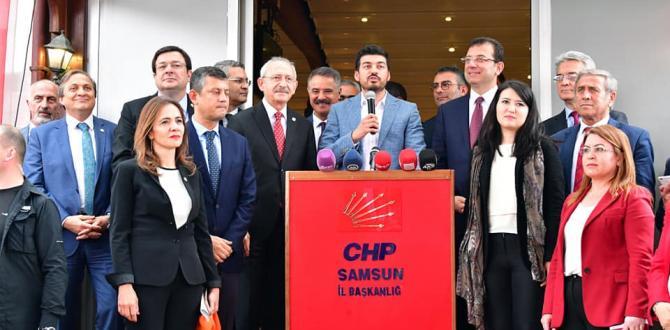 CHP MYK' nın 100. YIL BİLDİRİSİ