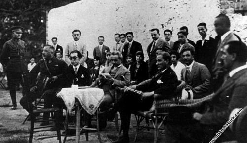 95 YIL ÖNCE KARŞIYAKA'DAYDI