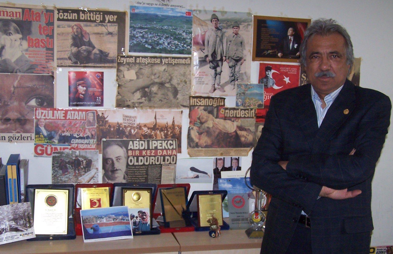 """AKŞAM GAZETESİNDE """"DOLU"""" AYRILIK"""