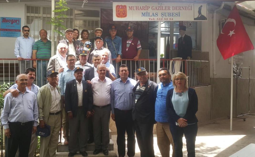 CHP MUĞLA MİLLETVEKİLLERİ SAHADA