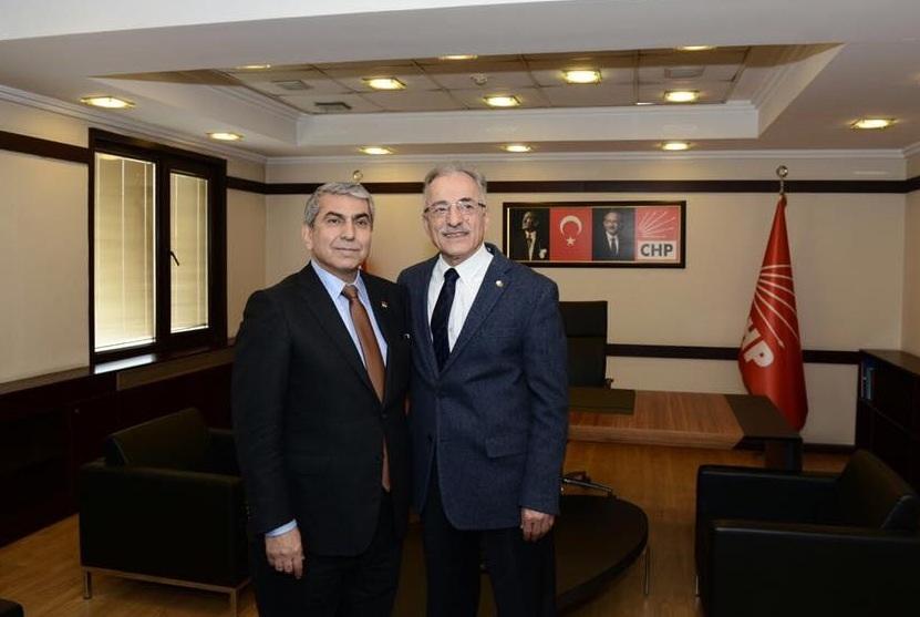 CHP'DEN SULTANBEYLİ'YE ÇIKARMA