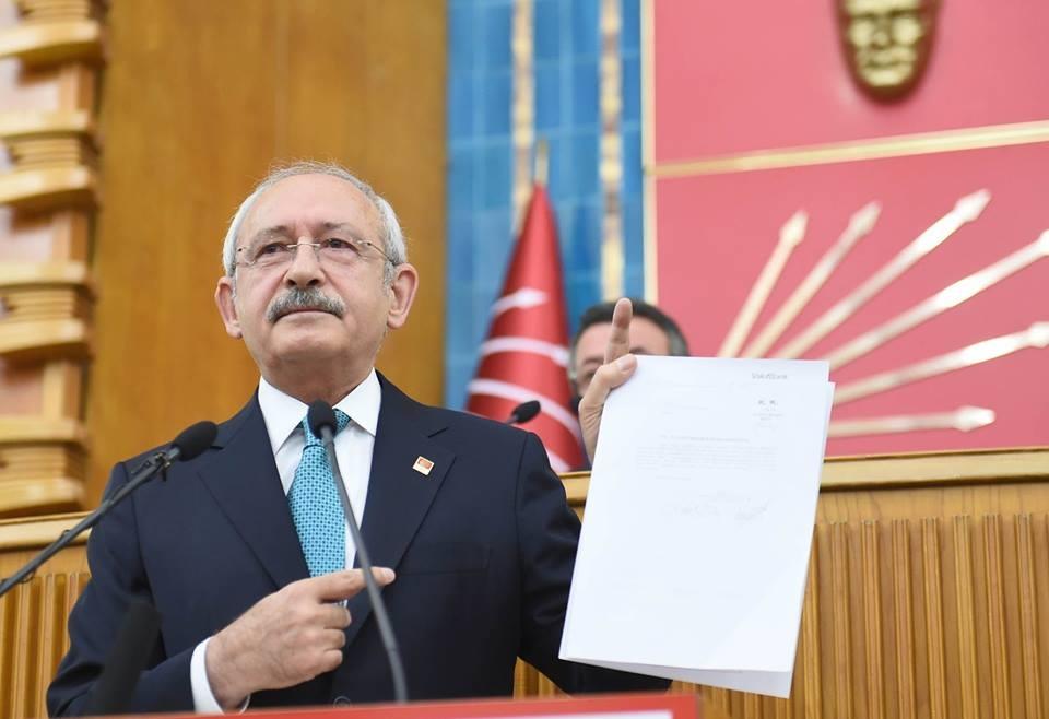CHP'DE DEĞİŞİM BAŞLIYOR