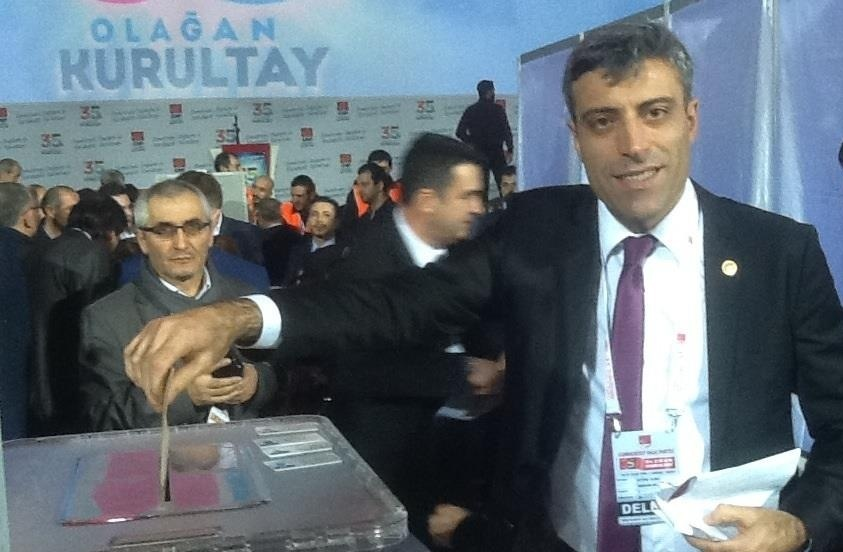 CHP PARTİ MECLİSİ SONUÇLARI