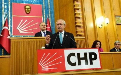 TBMM CHP GRUP TOPLANTISI
