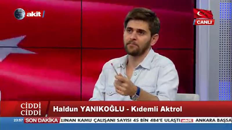 """BİR """"ALLAH'IN SOPASI YOK Kİ"""" HABERİ"""