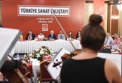 TURKIYE SANAT CALISTAYI